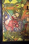 023_Tingatinga_painting_goat_skin_LILANGA_2